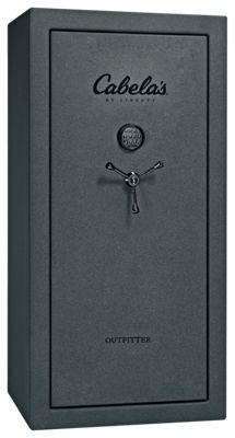 Cabela's Outfitter E-Lock 25-Gun Safe by Liberty