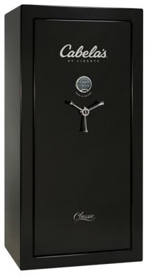 Cabela's Classic Series E-Lock 25-Gun Safe by Liberty