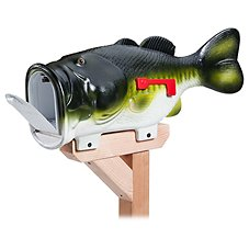 Largemouth Bass Mailbox
