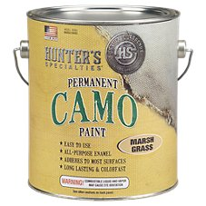 Hunter's Specialties H.S. Camo Permanent Camo Paint - Quarts