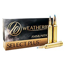 Weatherby Centerfire Ammo