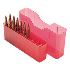 MTM Rifle Slip-Top 20 Round Ammo Box