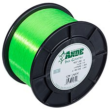 Ande Back Country Monofilament Line - 1 lb. Spool