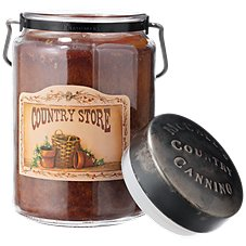 McCall's Country Canning Jar Scented Candle - Country Store Image