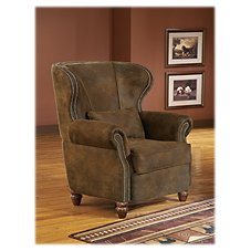 Modern of Marshfield Winchester Fireside Wing Chair