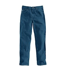Carhartt Relaxed-Fit Tapered-Leg Jeans for Men