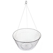 Offshore Angler Double Ring Wire Mesh Crab Net