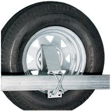 C.E. Smith Spare Tire Carrier