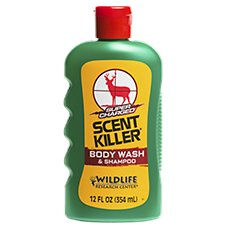 Wildlife Research Center Scent Killer Anti-Odor Body Wash and Shampoo