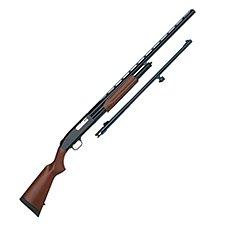 Mossberg 500 Pump-Action Shotgun Combo