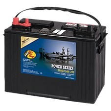 Bass Pro Shops XPS Power Series 12-Volt Marine Deep-Cycle Battery