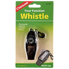 Coghlan's 4-in-1 Whistle
