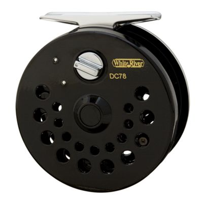 White River Fly Shop Dogwood Canyon Disc Drag Fly Reel – DC57