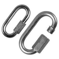 REESE Quick Links 5/16'' Safety Chain Clips