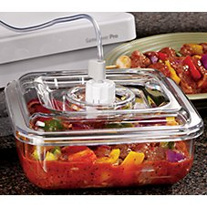 FoodSaver Marinating Canister