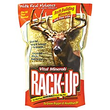 Rack Up Feed Supplement for Deer