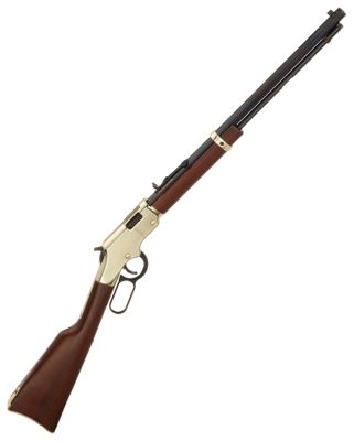 Henry Golden Boy Lever-Action Rimfire Rifle – H004