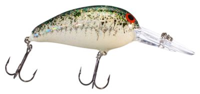 Norman Middle N Pro Edge Chrome Ten Shad