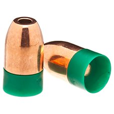 PowerBelt HollowPoint Copper-Plated or Lead Bullets
