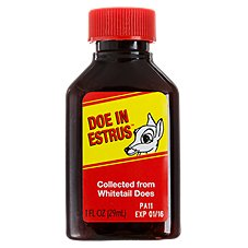 Wildlife Research Center Doe-In-Estrus Deer Attractant