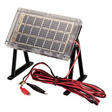 American Hunter Feeder Solar Charger with Mount