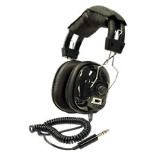 Bounty Hunter Metal Detectors - Stereo Headphones