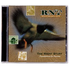Rich-N-Tone ''The Right Stuff'' Instructional CD - Foundation for Success