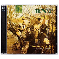 Rich-N-Tone ''The Right Stuff'' Instructional CD - Duck Calling Dynamics