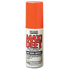 Sawyer MAXI-DEET Low Odor Insect Repellent Spray
