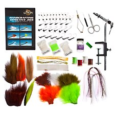 White River Fly Shop Deluxe Fly Tying Kit - Jig Tying
