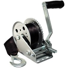 Bass Pro Shops 1,200-lb. Trailer Winch