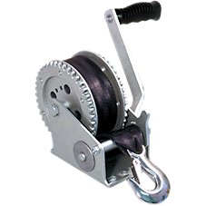 Bass Pro Shops 1,600 Lb. Dual-Drive Trailer Winch