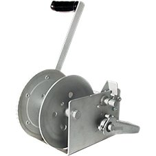 Bass Pro Shops 2500 lb. 2-Speed Trailer Winch