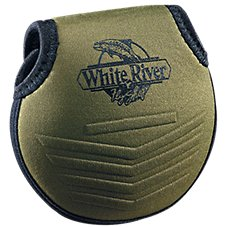 White River Fly Shop Neoprene Reel Pouches