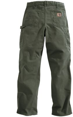 Carhartt Washed Duck Work Pants for Men