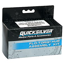 Quicksilver Flo-Torq II Hub Assembly Kit for Yamaha Outboards/Stern Drive and Mercury 225 EFI