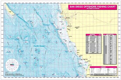 Fishing Hot Spots Saltwater Directions Fishing Charts for