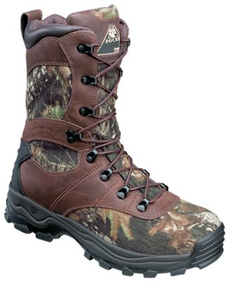 ROCKY Sport Utility Max Insulated Waterproof Hunting Boots for Men – 10 M