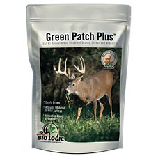 Mossy Oak BioLogic - Green Patch Plus Game Seed for Deer