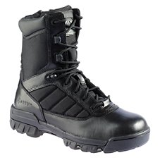 Bates Ultra-Lite Tactical Side-Zip Work Boots for Ladies