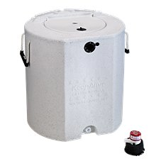KeepAlive Livewell System - 30 Gallon - Insulated Round