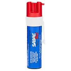 Sabre 3-in-1 Pepper Spray - Pocket Model with Clip