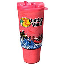 Bass Pro Shops Tumbler with Swivel Lid