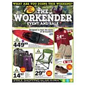 Click here to view the The Workender Event and Sale! - 4/15 Thru 5/1 circular online.