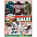 Click here to view the Countdown to Christmas Sale! - 12/4 Thru 12/11 circular online.