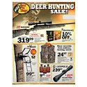 Click here to view the Deer Hunting Sale! - 11/7 Thru 12/4 circular online.