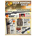 Click here to view the Deer Hunting Sale! - 11/14 Thru 12/11 circular online.