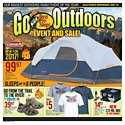 Click here to view the Spring Into SavingsGo Outdoors Event and Sale! - 5/10 Thru 5/29 circular online.