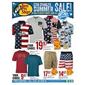 Click here to view the Star Spangled Summer Sale! - 6/16 Thru 7/4 circular online.