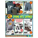Click here to view the Spring Into Savings! - 3/6 Thru 3/19 circular online.